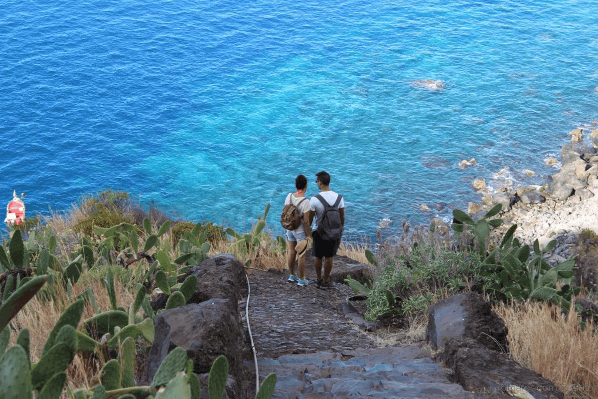 Calhau da Lapa, Campanário - Local Escondido Ilha da Madeira