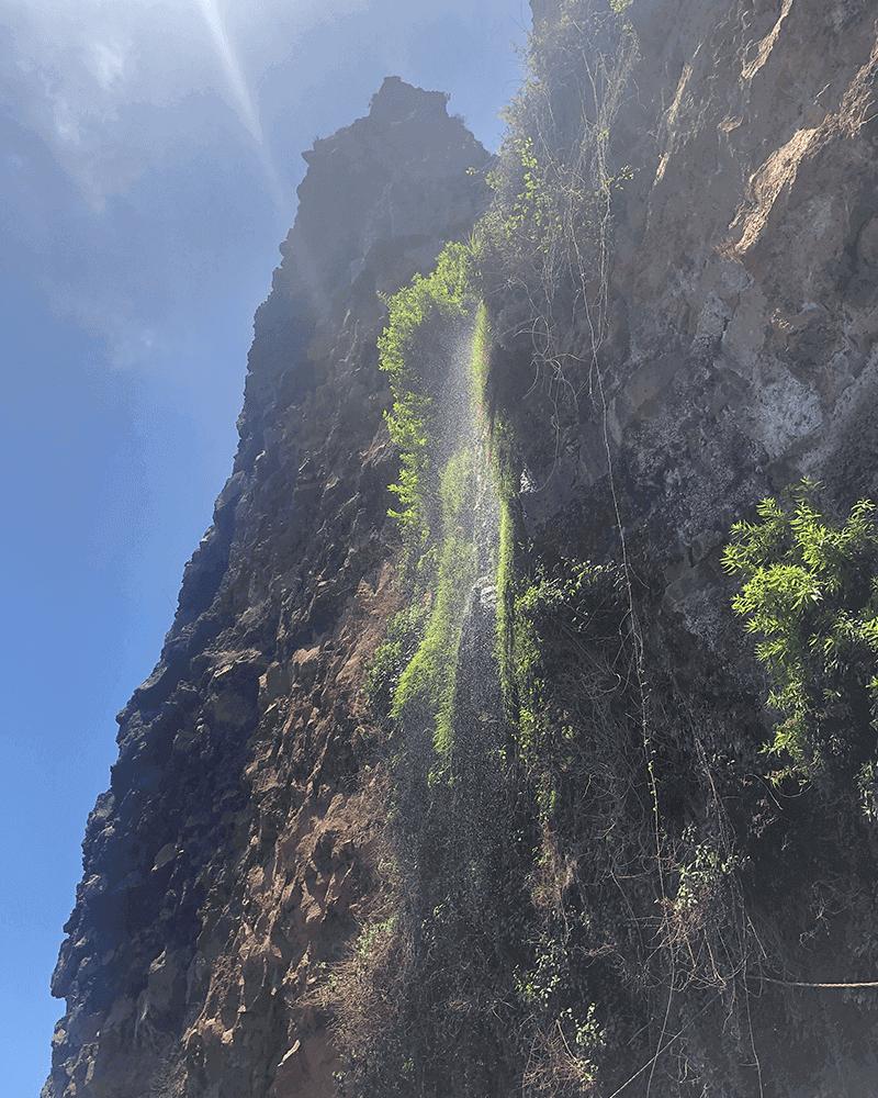 Cascata dos Anjos, Ponta do Sol - Local Escondido Ilha da Madeira