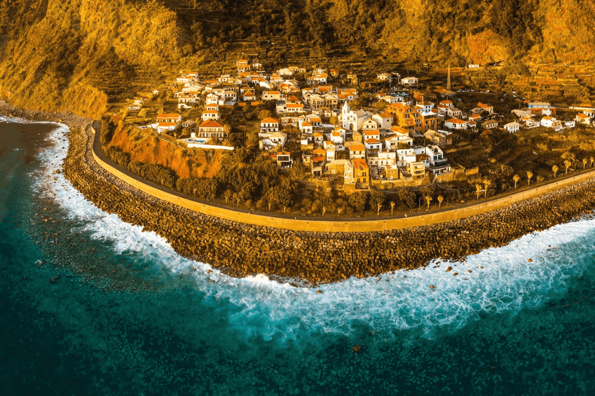 Jardim do Mar - Local Escondido Ilha da Madeira