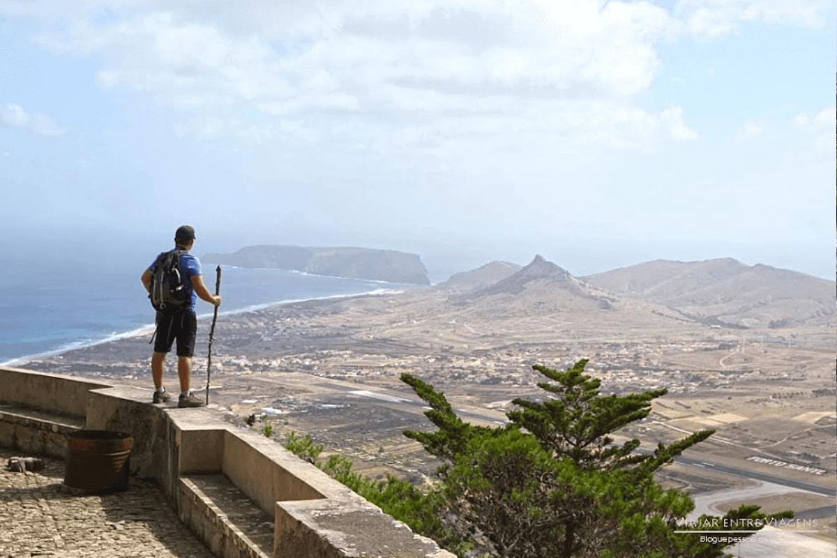 Pico do Castelo - Porto Santo