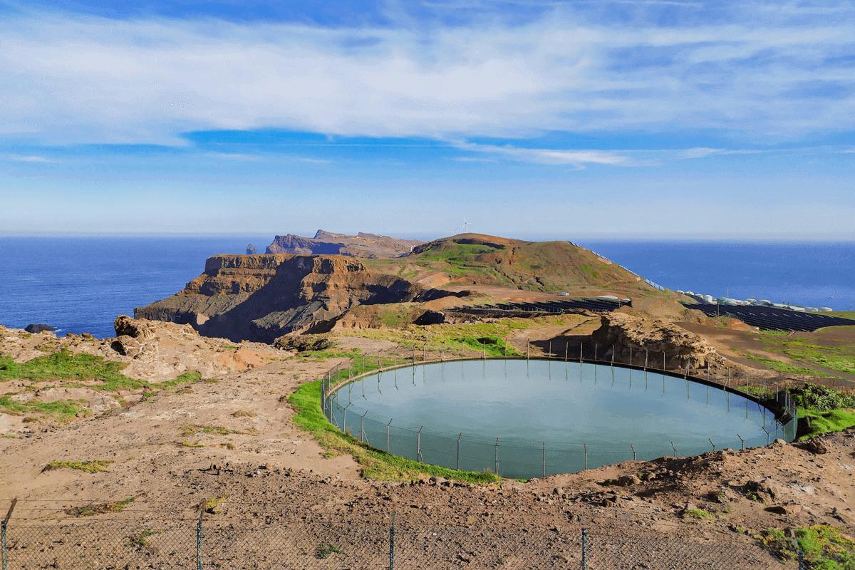 Ponta do Bode, Caniçal - Local Escondido Ilha da Madeira
